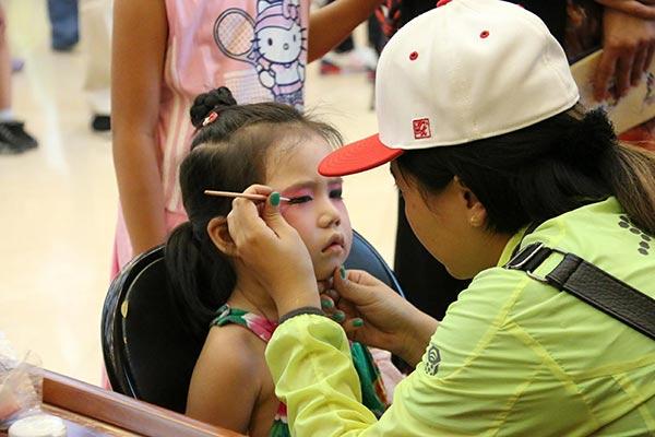 Festival of arts for children begins