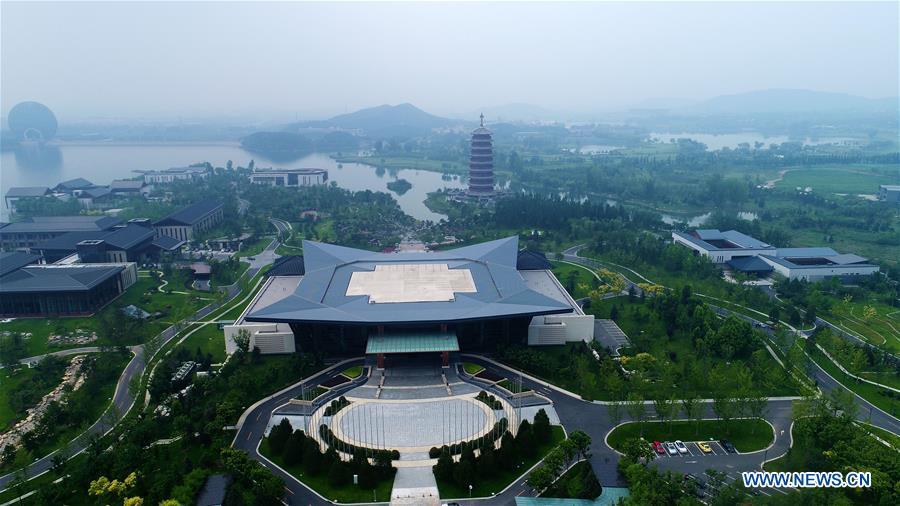 CHINA-BEIJING-YANQI ISLAND(CN)