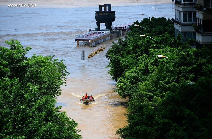 #CHINA-GUANGXI-FLOOD-RESCUE (CN)