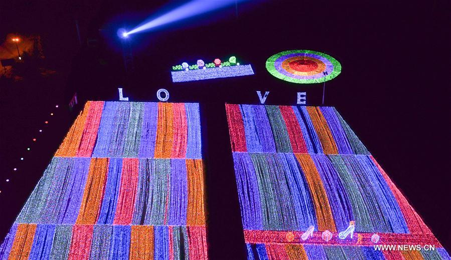 CHINA-HARBIN-LIGHT FESTIVAL (CN)