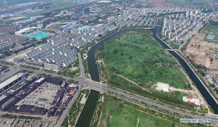 CHINA-TIANJIN-YANGLIUQING TOWN-SCENERY (CN)