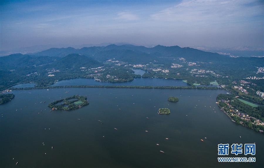 Summer beauty inWest lake, SE China