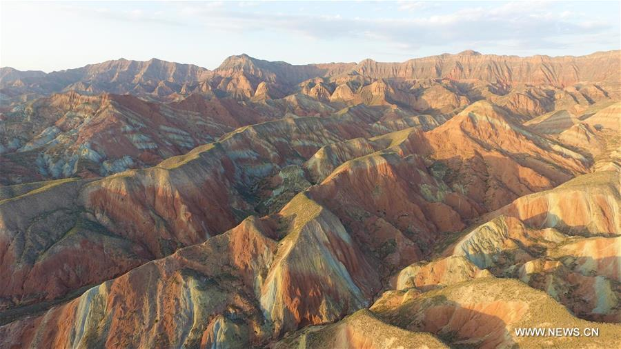 CHINA-GANSU-DANXIA LANDFORM (CN)