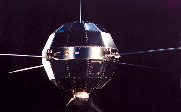 China's first man-made satellite launched in 1970