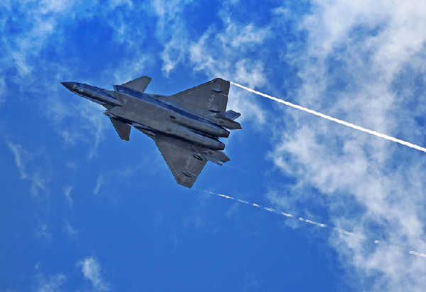 Type J-20 Stealth Fighter