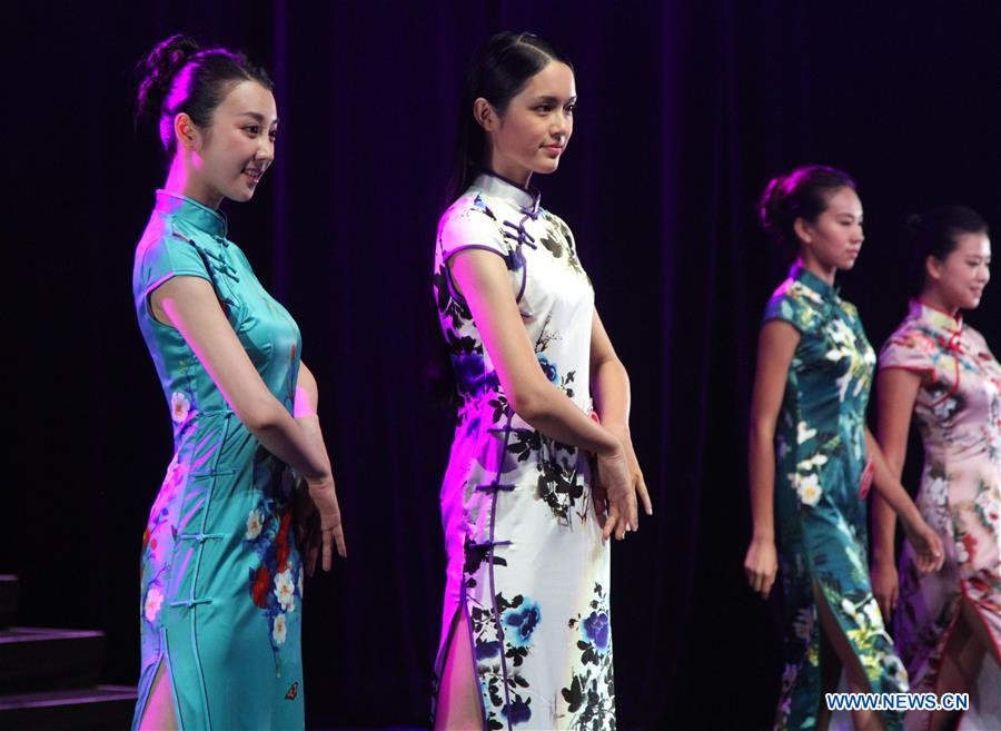 GERMANY-FRANKFURT-MISS CHINESE-PAGEANT