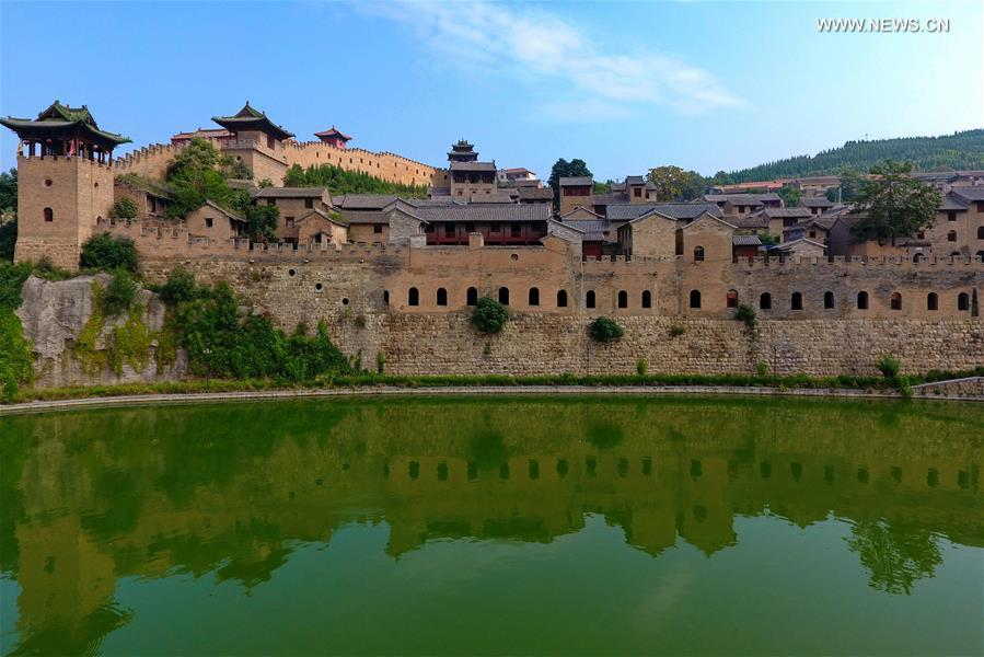 CHINA-TAIYUAN-OLD CASTLE (CN)