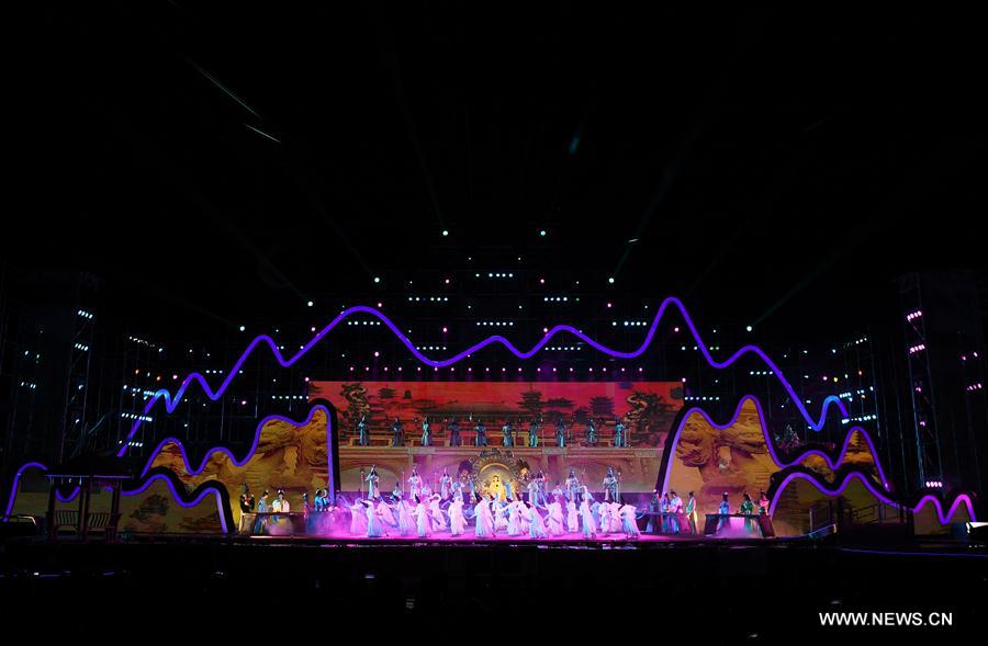 CHINA-CHONGQING-MUSICAL DRAMA (CN)