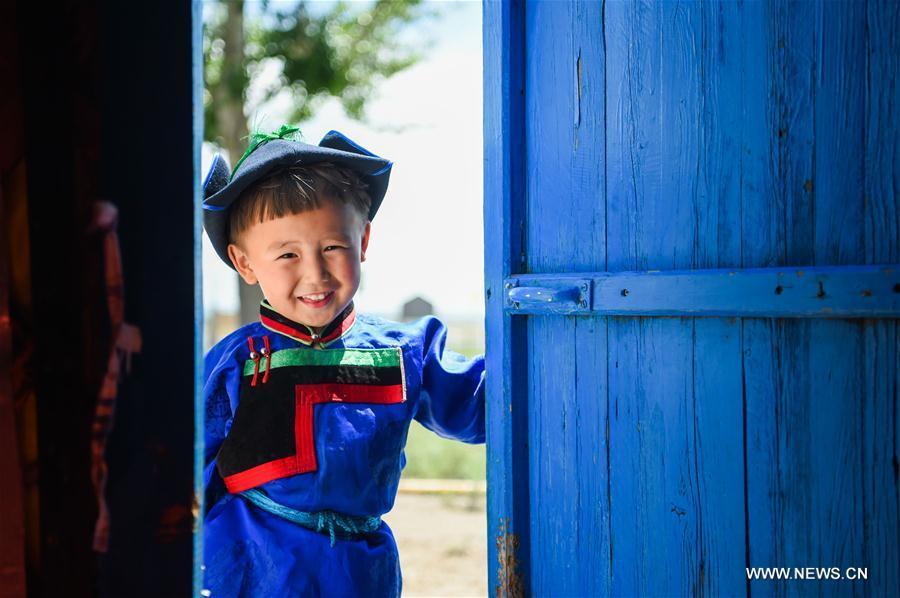 Inner Mongolia celebrates 70th birthday as autonomous region