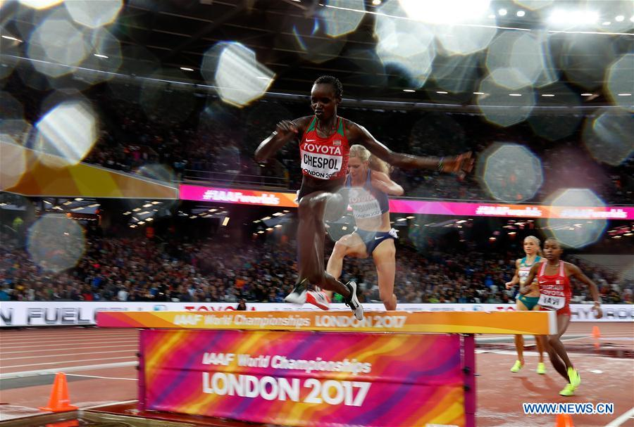 (SP)BRITAIN-LONDON-ATHLETICS-IAAF-WORLD CHAMPIONSHIPS-DAY 6