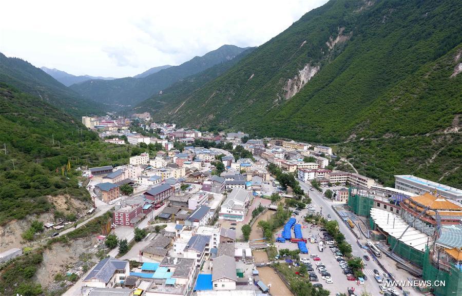 CHINA-SICHUAN-JIUZHAIGOU-EARTHQUAKE(CN)