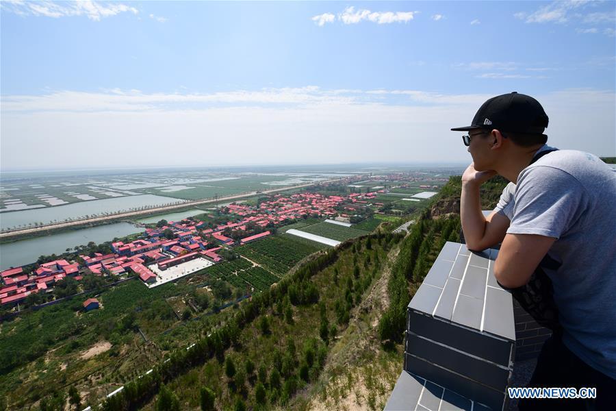 CHINA-SHAANXI-ROAD-SCENERY (CN)