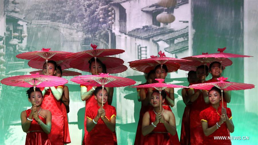 NEPAL-KATHMANDU-6TH CHINESE CULTURAL PERFORMANCE COMPETITION