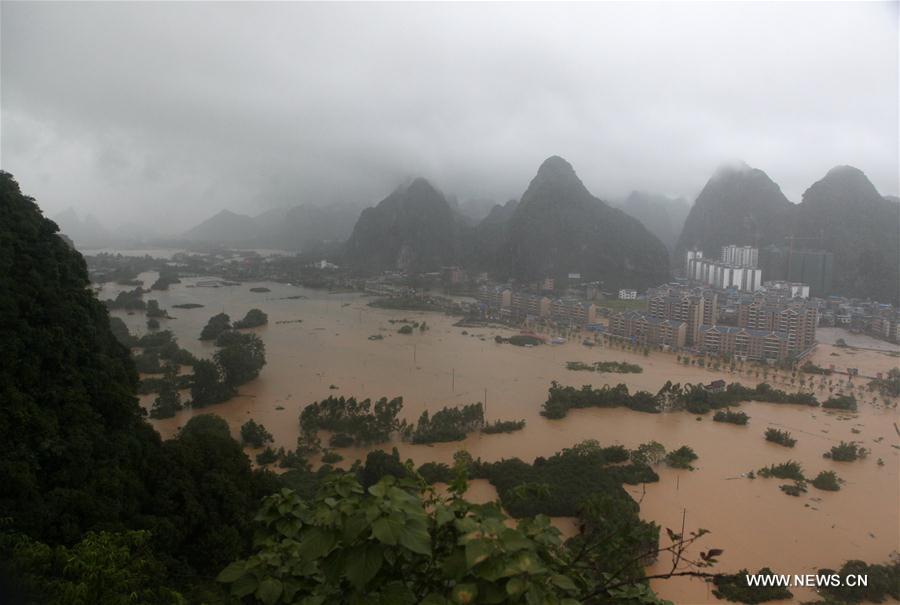 #CHINA-GUANGXI-FLOOD
