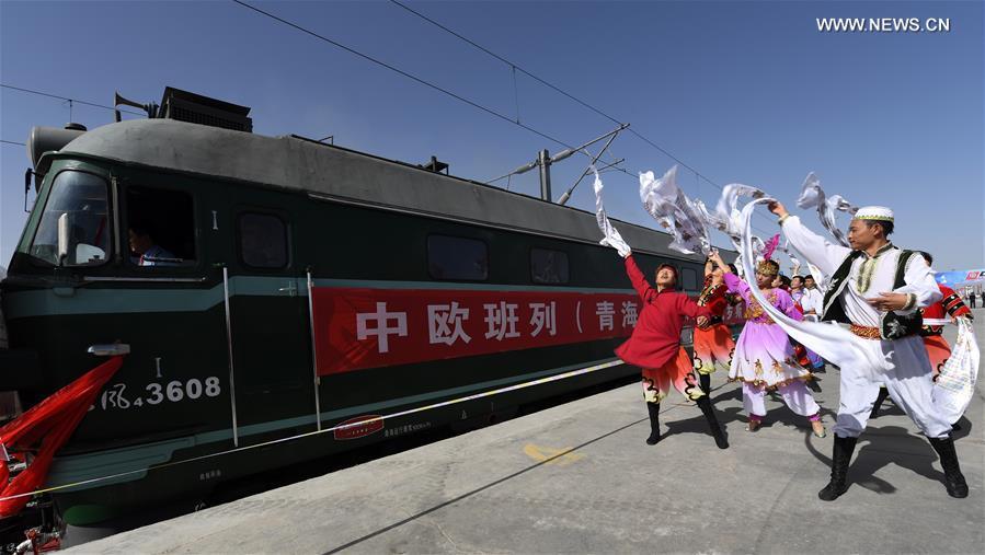 CHINA-QINGHAI-RUSSIA-CARGO TRAIN (CN)