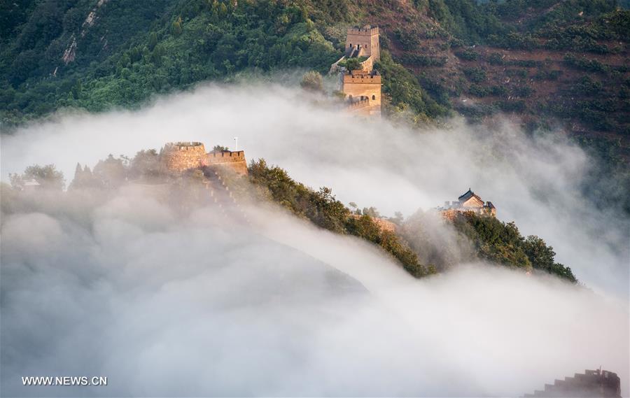 #CHINA-TIANJIN-GREAT WALL-SCENARY (CN)