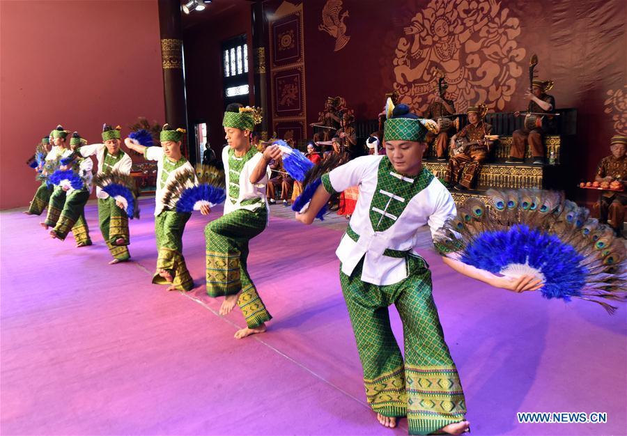 CHINA-YUNNAN-FOLK DANCE (CN)