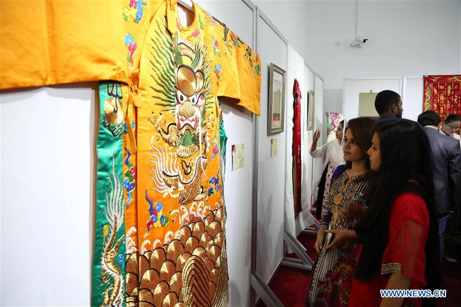 PAKISTAN-ISLAMABAD-CHINESE EXHIBITION