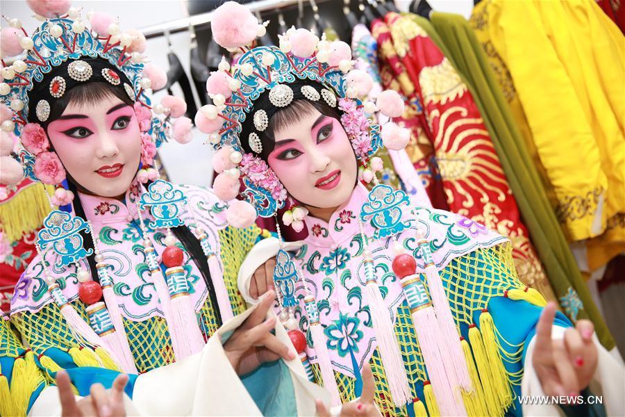#CHINA-SHIJIAZHUANG-SIXIAN OPERA-PERFORMANCE (CN)