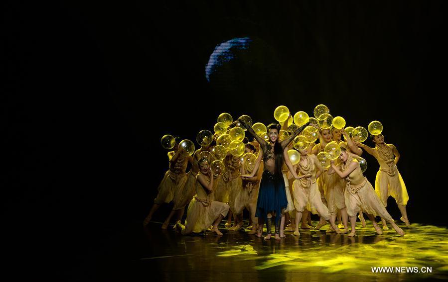 CHINA-XI'AN-SILK ROAD INT'L ARTS FESTIVAL (CN)