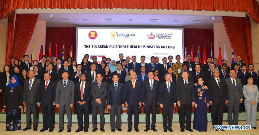 China vows to strengthen cooperation with ASEAN in health sector