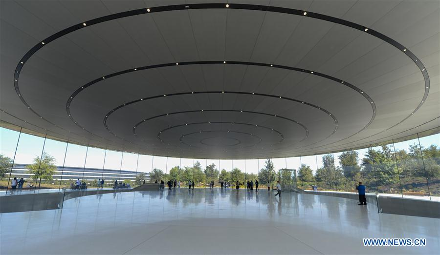 U.S.-CUPERTINO-APPLE-NEW PRODUCTS