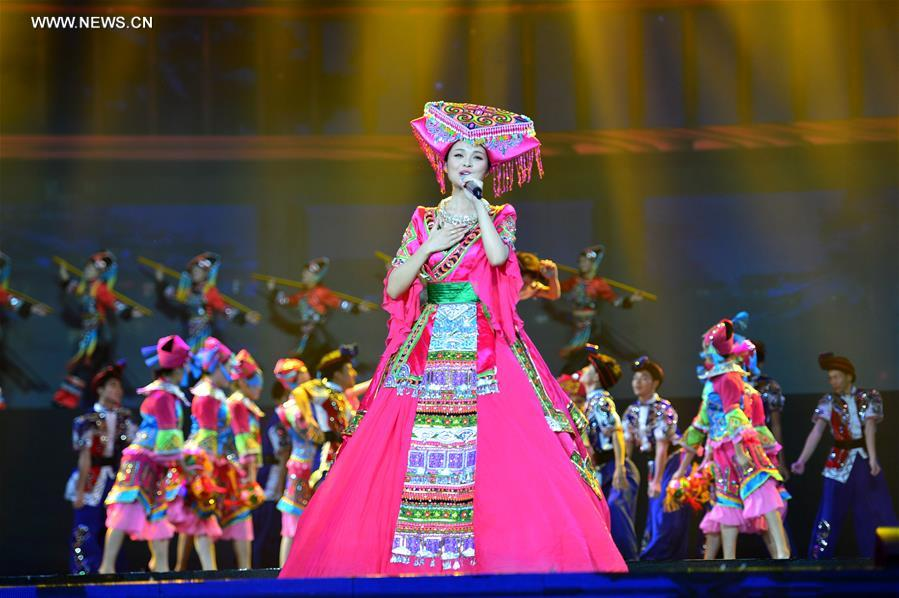 CHINA-NANNING-FOLK SONG-ART FESTIVAL (CN)