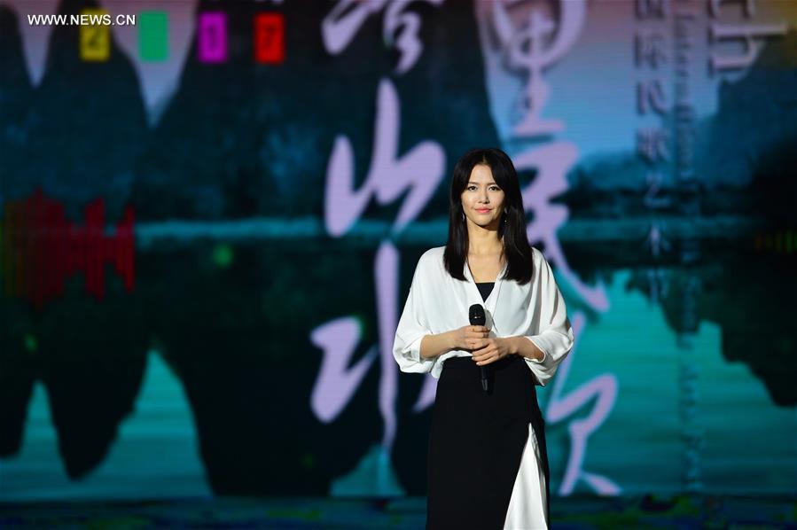 CHINA-NANNING-FOLK SONG-ART FESTIVAL (CN)