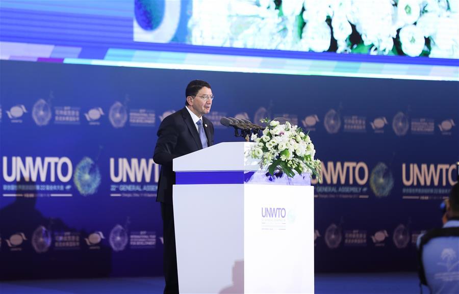 CHINA-CHENGDU-UNWTO-MEETING(CN)
