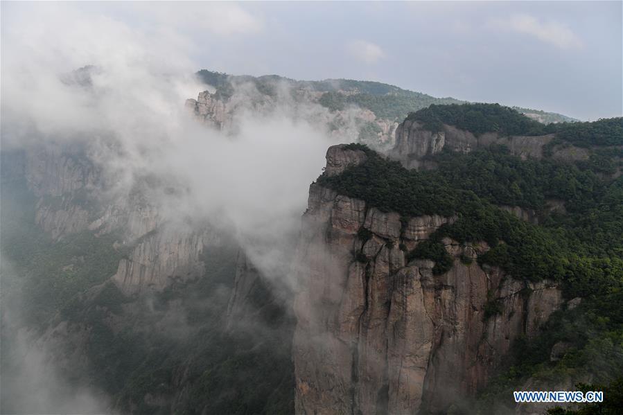 CHINA-ZHEJIANG-XIANJU-SCENERY (CN)