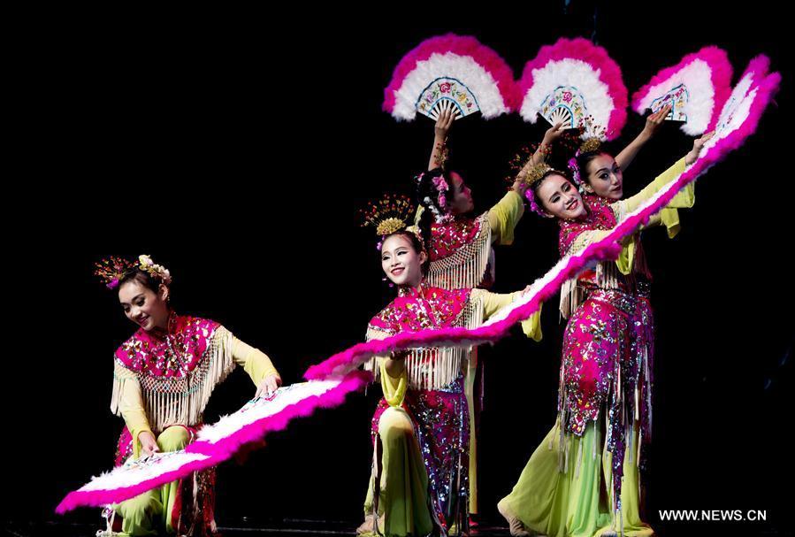#CHINA-XI'AN-SILK ROAD ARTS FESTIVAL (CN)