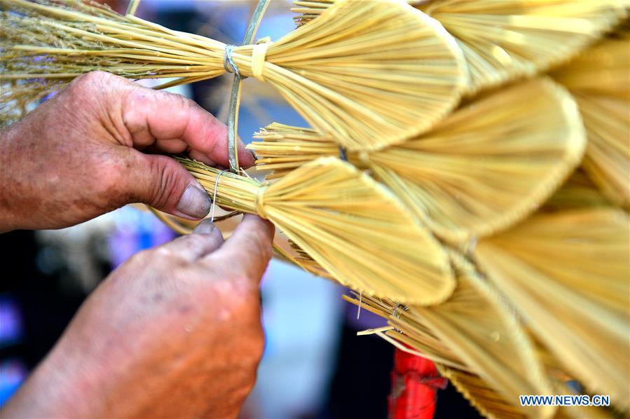 #CHINA-GUANGXI-LONGSHENG-INTANGIBLE CULTURAL HERITAGES (CN*)