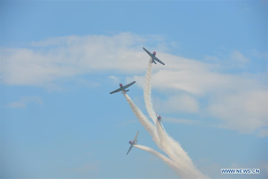 U.S.-JOINT BASE ANDREWS-AIR SHOW