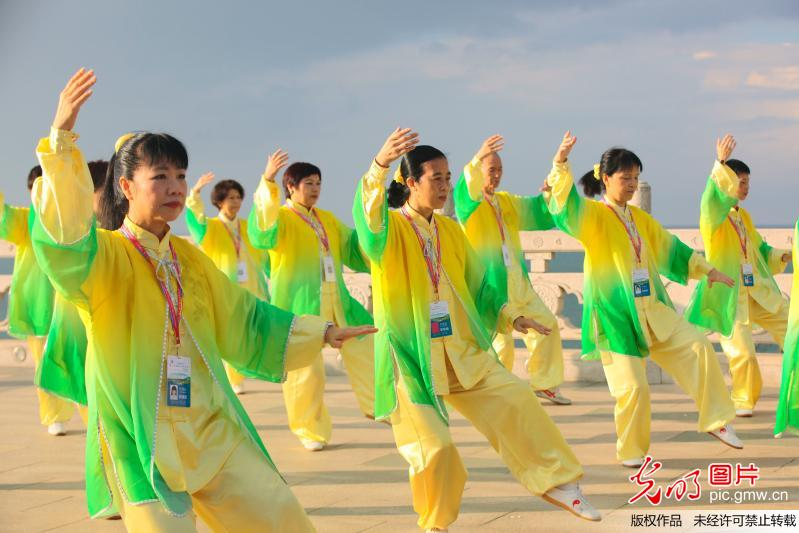 In pics: The second World Tai Chi Culture Festival