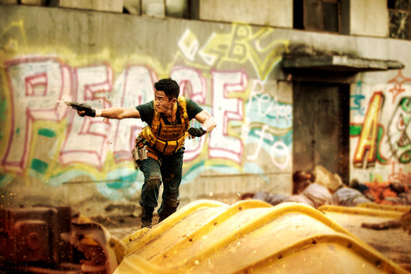 China's film industry booms, coproductions grow