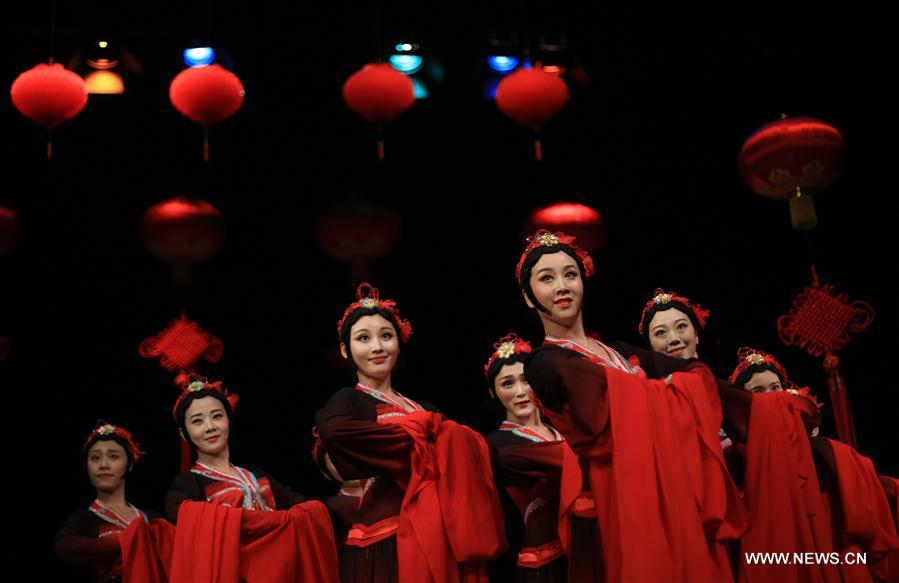 JORDAN-AMMAN-CHINESE CULTURE WEEK-PERFORMANCE