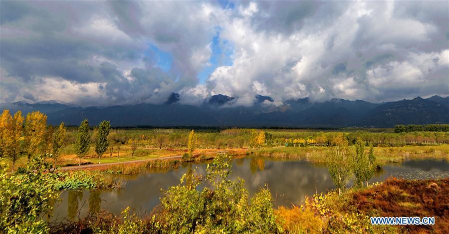 CHINA-BEIJING-MOUNTAIN-SCENERY(CN)
