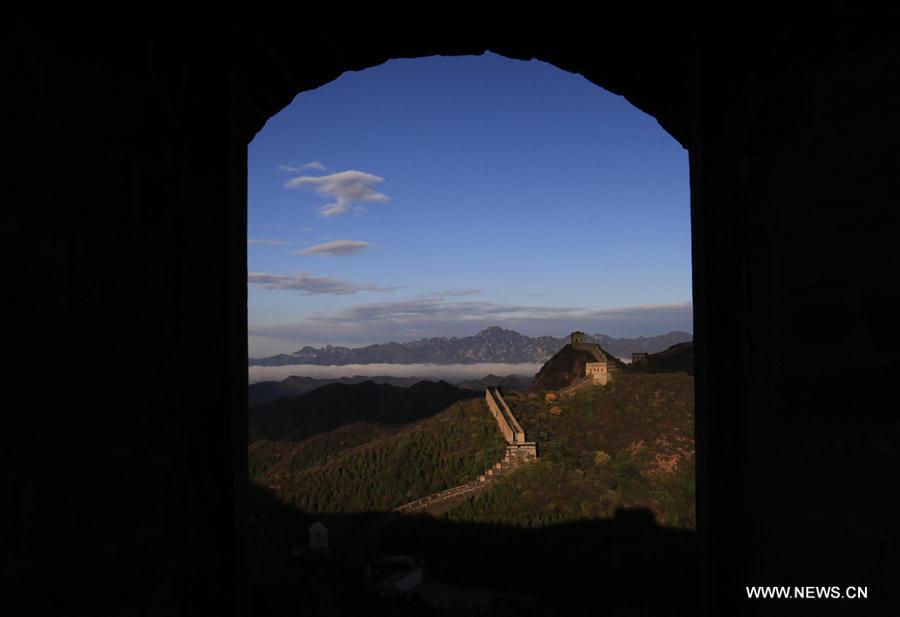 # CHINA-HEBEI-SCENERY(CN)