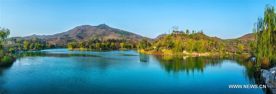 CHINA-HEBEI-ZISHAN PARK-SCENERY (CN)
