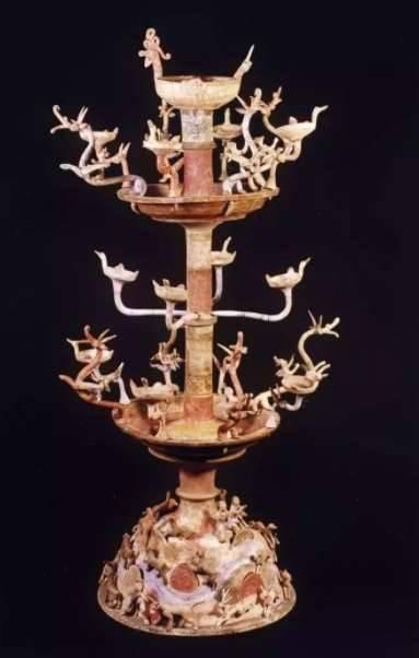 解毒双十一:来看看高端大气买不起的汉代灯具