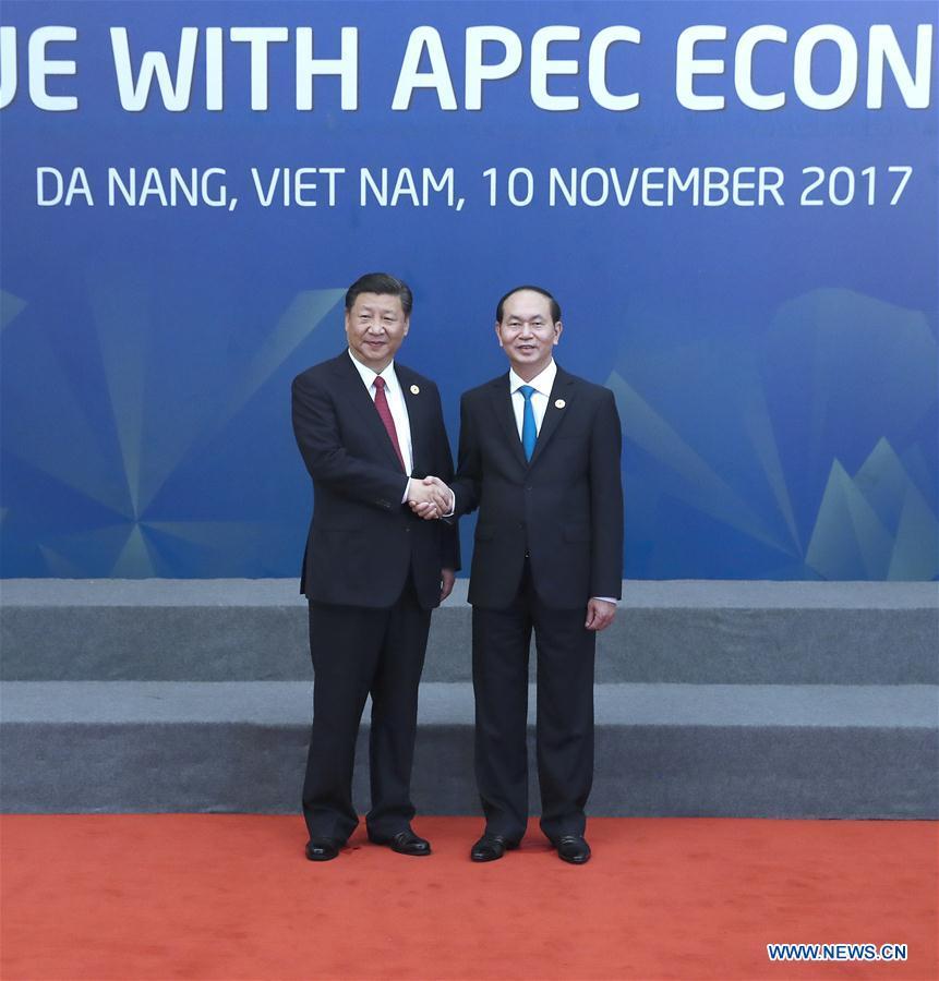 VIETNAM-DA NANG-CHINA-XI JINPING-APEC-DIALOGUE