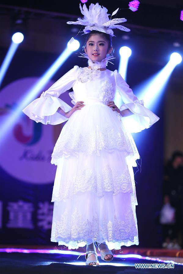 #CHINA-SHANDONG-JIMO-FASHION SHOW (CN)