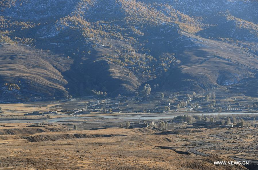 CHINA-SICHUAN-DAOCHENG-VIEWS (CN)