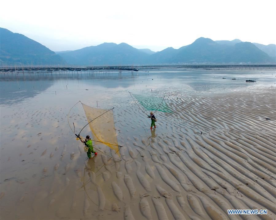 CHINA-FUJIAN-FISHING-TOURISM INDUSTRY (CN)