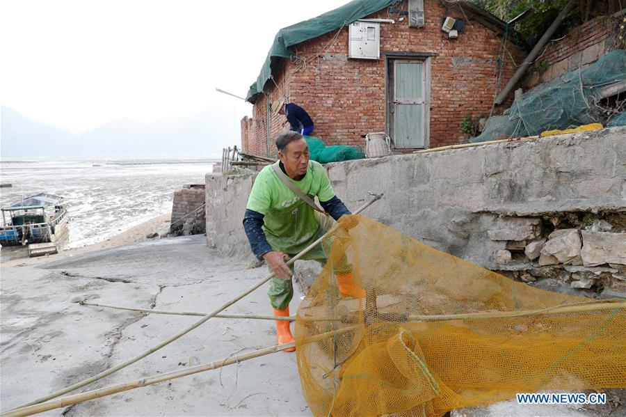 CHINA-FUJIAN-FISHING-TOURISM INDUSTRY (CN)