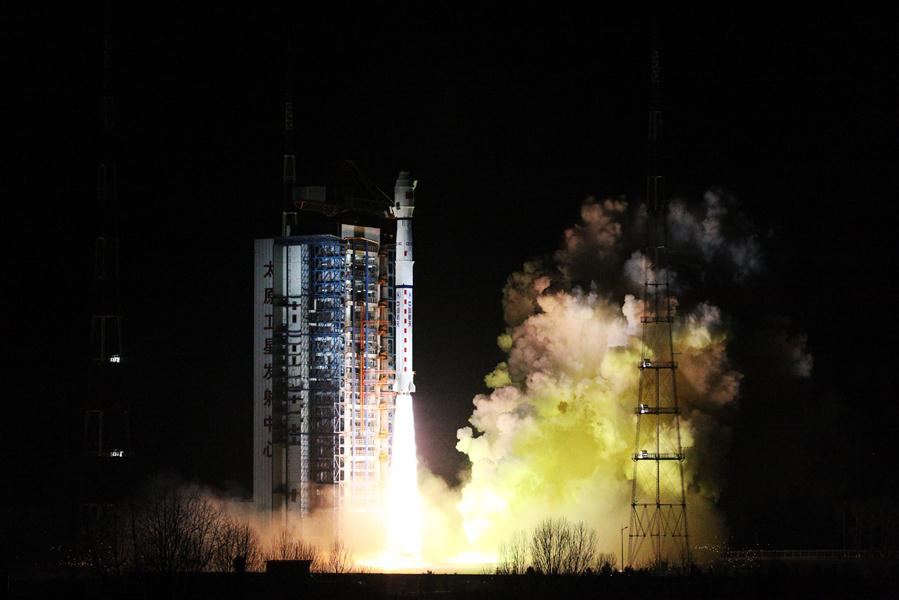 CHINA-TAIYUAN-METEOROLOGICAL SATELLITE-LAUNCH (CN)