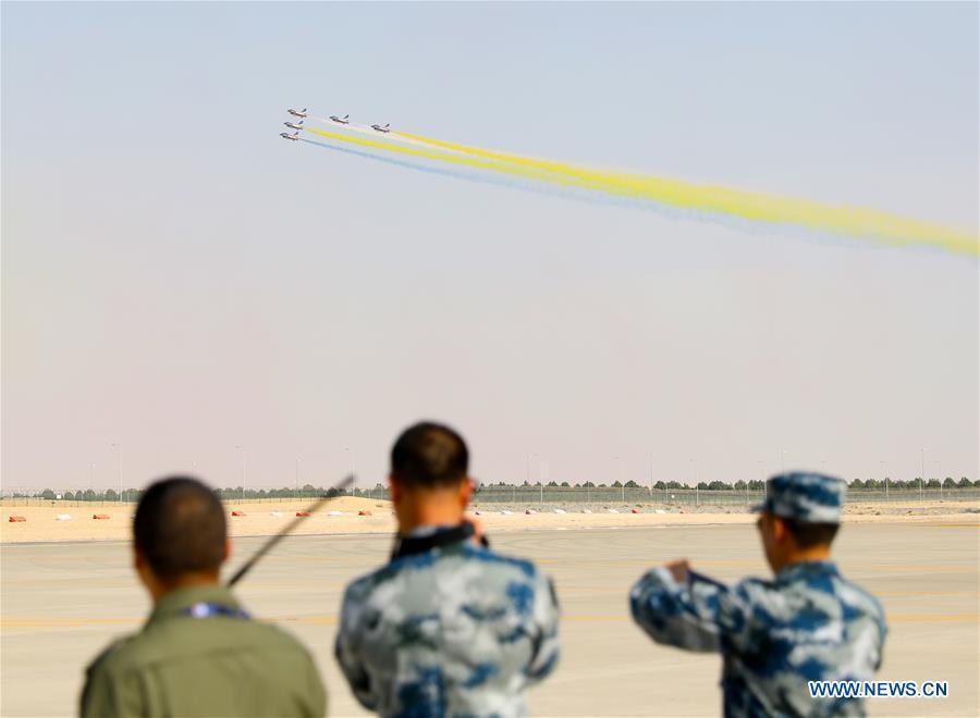 UAE-DUBAI-THE 15TH DUBAI AIRSHOW