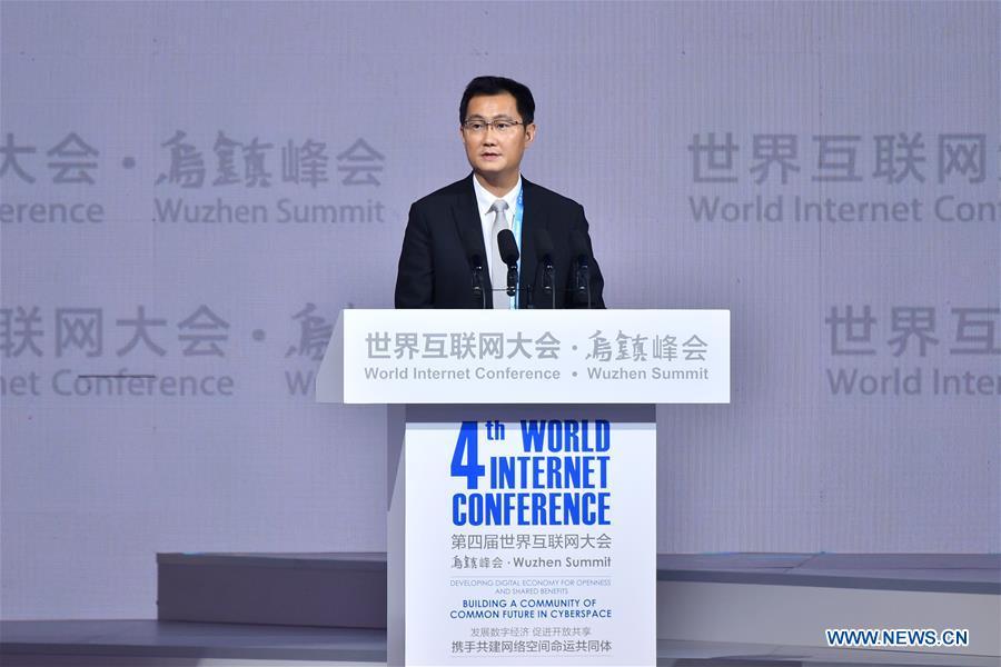 CHINA-ZHEJIANG-WUZHEN-INTERNET CONFERENCE (CN)