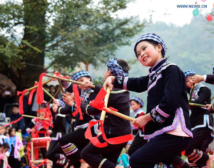 #CHINA-YAO ETHNIC GROUP-FOLK FESTIVAL (CN)