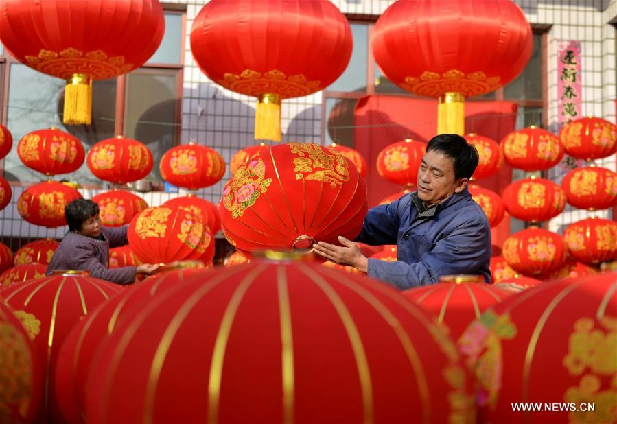 CHINA-HEBEI-RENXIAN-RED LANTERNS (CN)